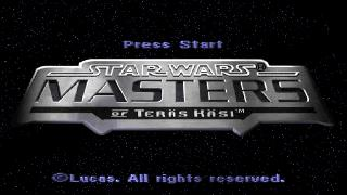 Screenshot Thumbnail / Media File 1 for Star Wars - Masters of Teras Kasi [NTSC-U]
